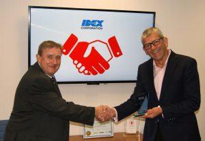 IDEX Barnwell Award Win